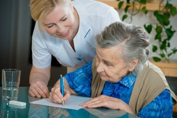 Nursing home residents legal rights
